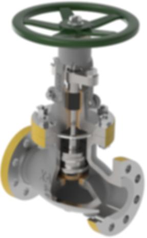 xanik   hf globe valves