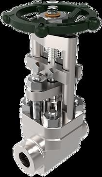 xanik | forged bar valve threaded ends