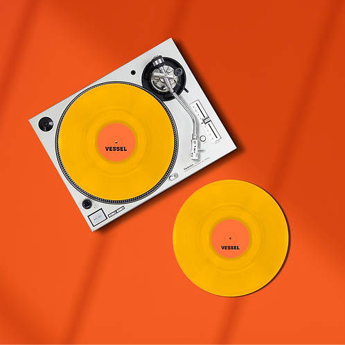 Limited Double Colored Vinyl w/ 2 inserts Pre-Order