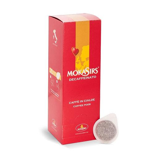 Moka Sirs Espresso Decaf Pods 44 mm