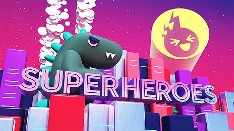 Brainchild Superheroes Show Image