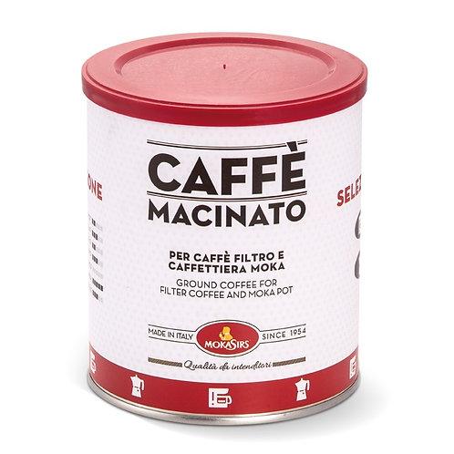 Selezione Ground Espresso Coffee - 250g tin