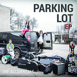 The Accidentals Parking Lot Album