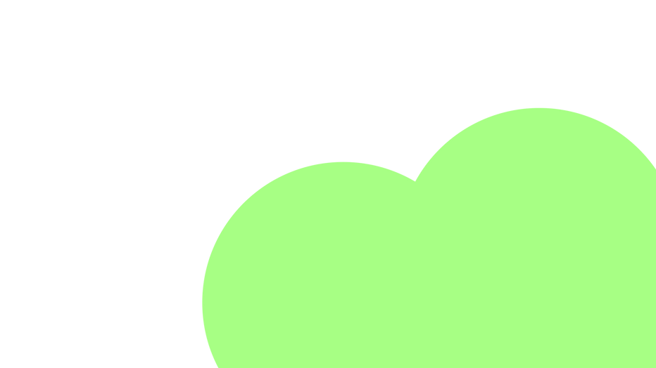 Graphic shape of Running Chef Logo