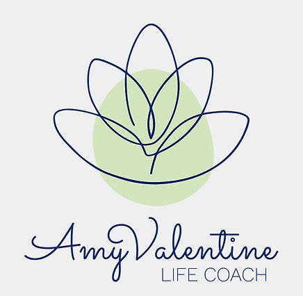 Amy Valentine Life Coach Logo