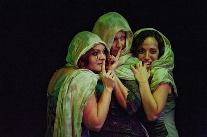 Third Witch in Macbeth