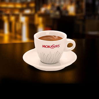 A cup of Moka Sir's Coffee from Si, Espresso