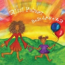 "Artwork for the music album ""Best Day Ever"" by Rissi Palmer, streaming on WEE Nation Radio"