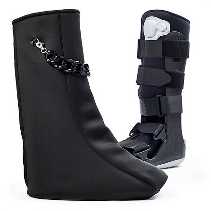 Cast Style Boot Cover