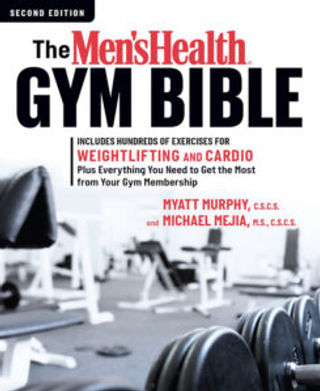 Health Club Doctor in Men's Health Magazine