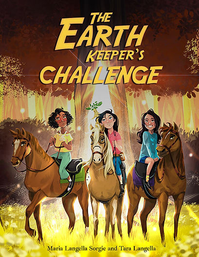 The Earth Keeper's Challenge Book Cover