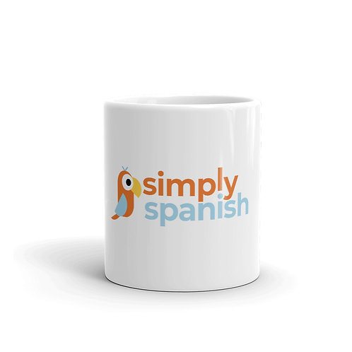 Simply Spanish Ceramic Mug