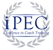 iPEC Excellence in Coach Training seal