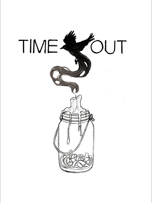 Time Out Sticker