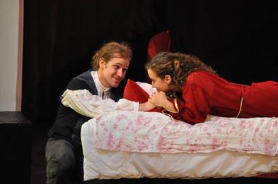 Juliet in Romeo and Juliet