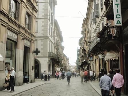 Where is Pavia?