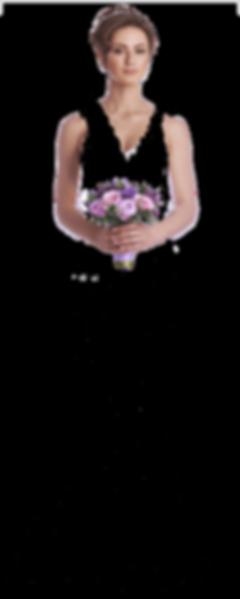 Bride photo illustration