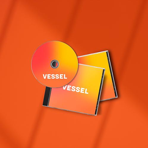 Vessel CD (Pre-order)