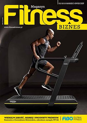 Health Club Doctor in Fitness Biznes Magazine