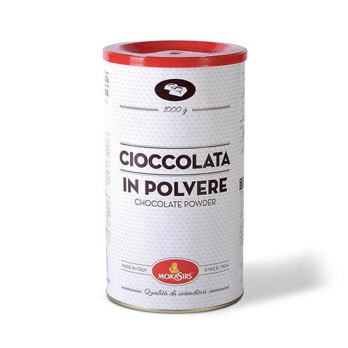 Moka Sirs Hot Chocolate Powder - 1000g container