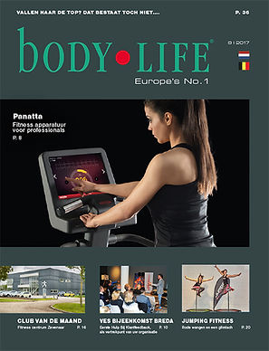Health Club Doctor in Body Life Magazine
