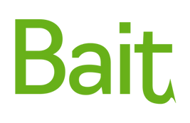 Bait logo from VO Rep