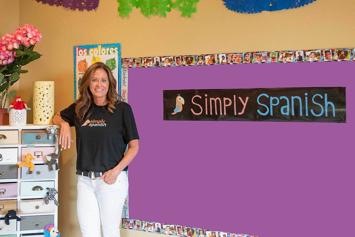 SimplySpanish Teacher Laura Quaid