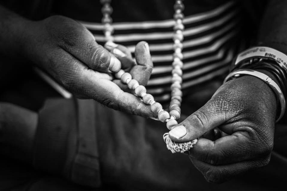 Sanga's Prayer