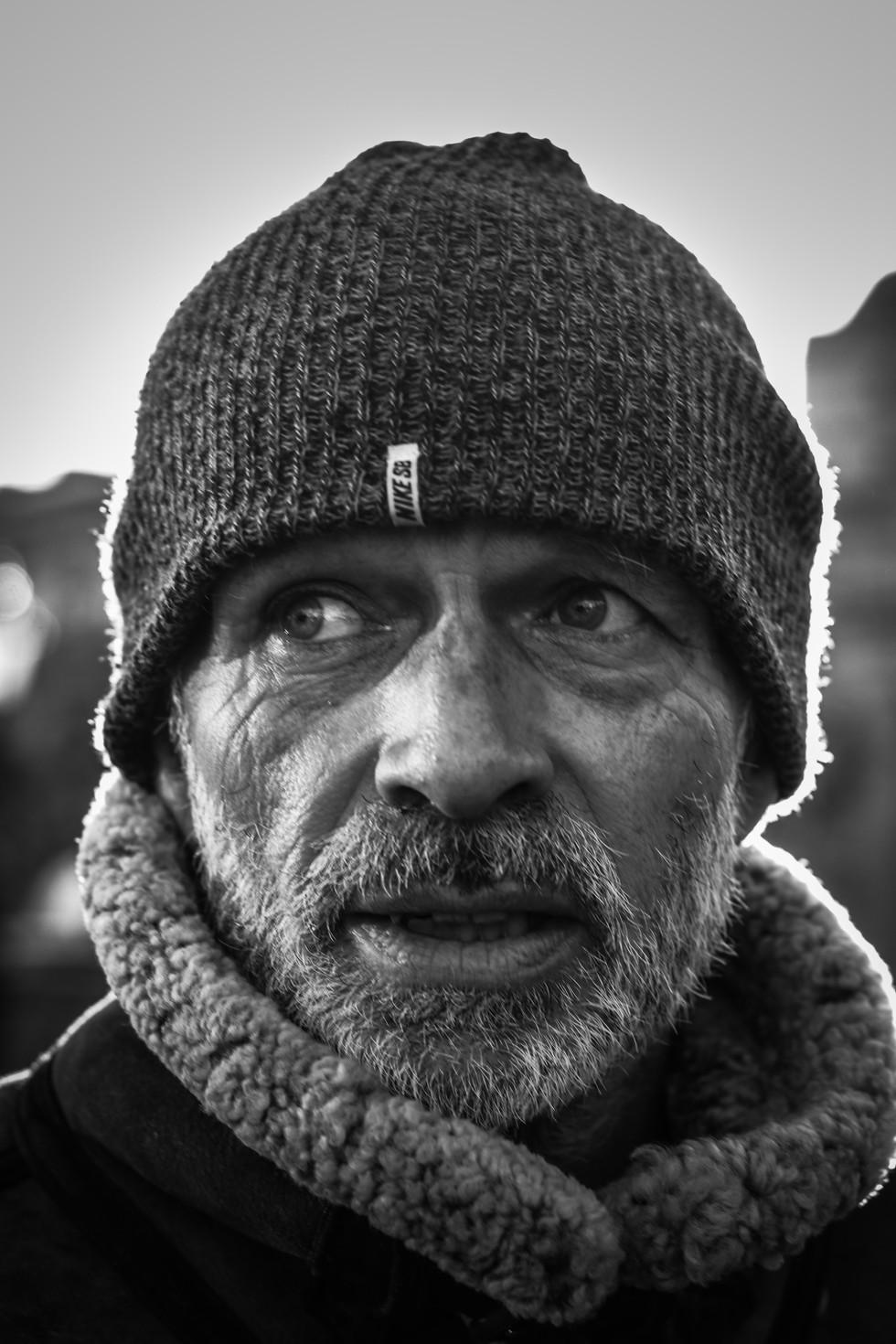 The Homeless Bard