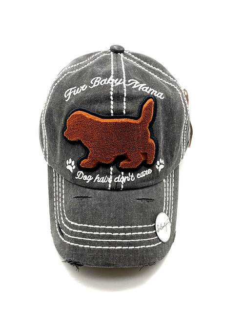 DOG LOVER'S HAT