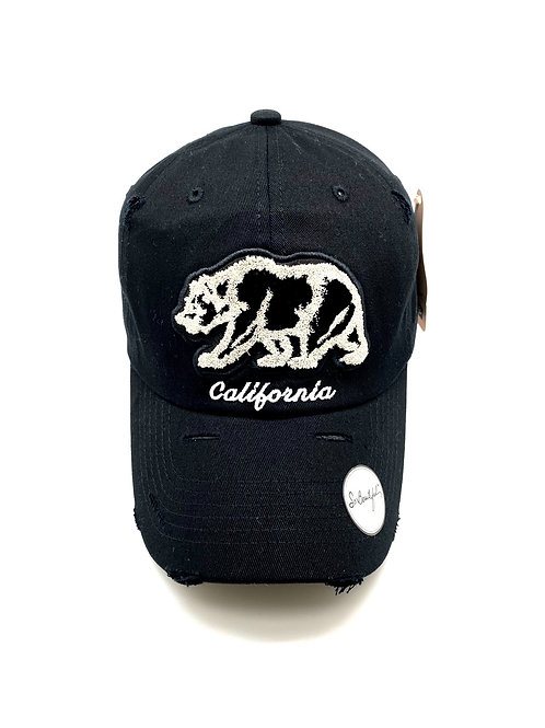 CALI  3D BEAR HAT