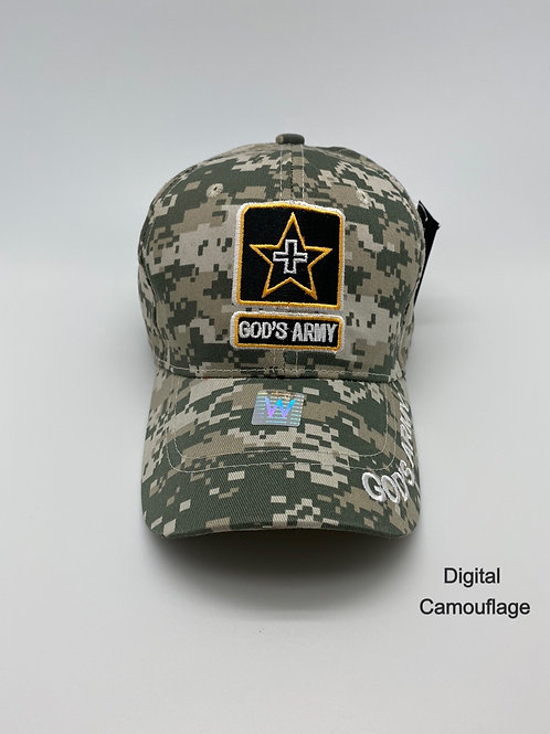 GOD'S ARMY HAT