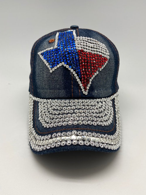 TEXAS STATE BLING HAT