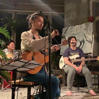 2019.8.11(sun)『真夏のSUNSET Yoga Live 』@ArtSpace bloom