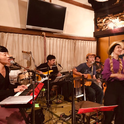2019.8.23(fri) 『flexlife×ハルナユ×高石純二 お寺LIVE』@専立寺