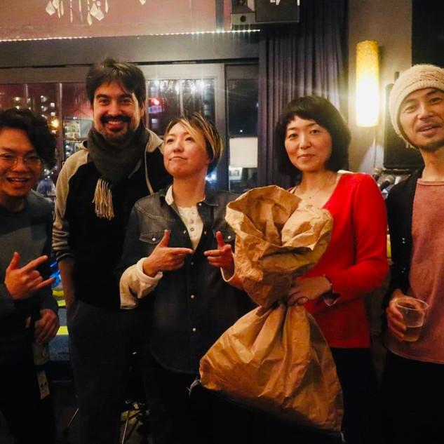 2020.02.29(sat)  ハルナユ旅館〜第2宴会〜 @SixpinesSandwiches