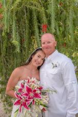 Stargazer Lillies Wedding
