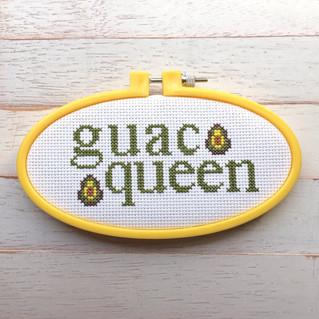 Guac Queen!