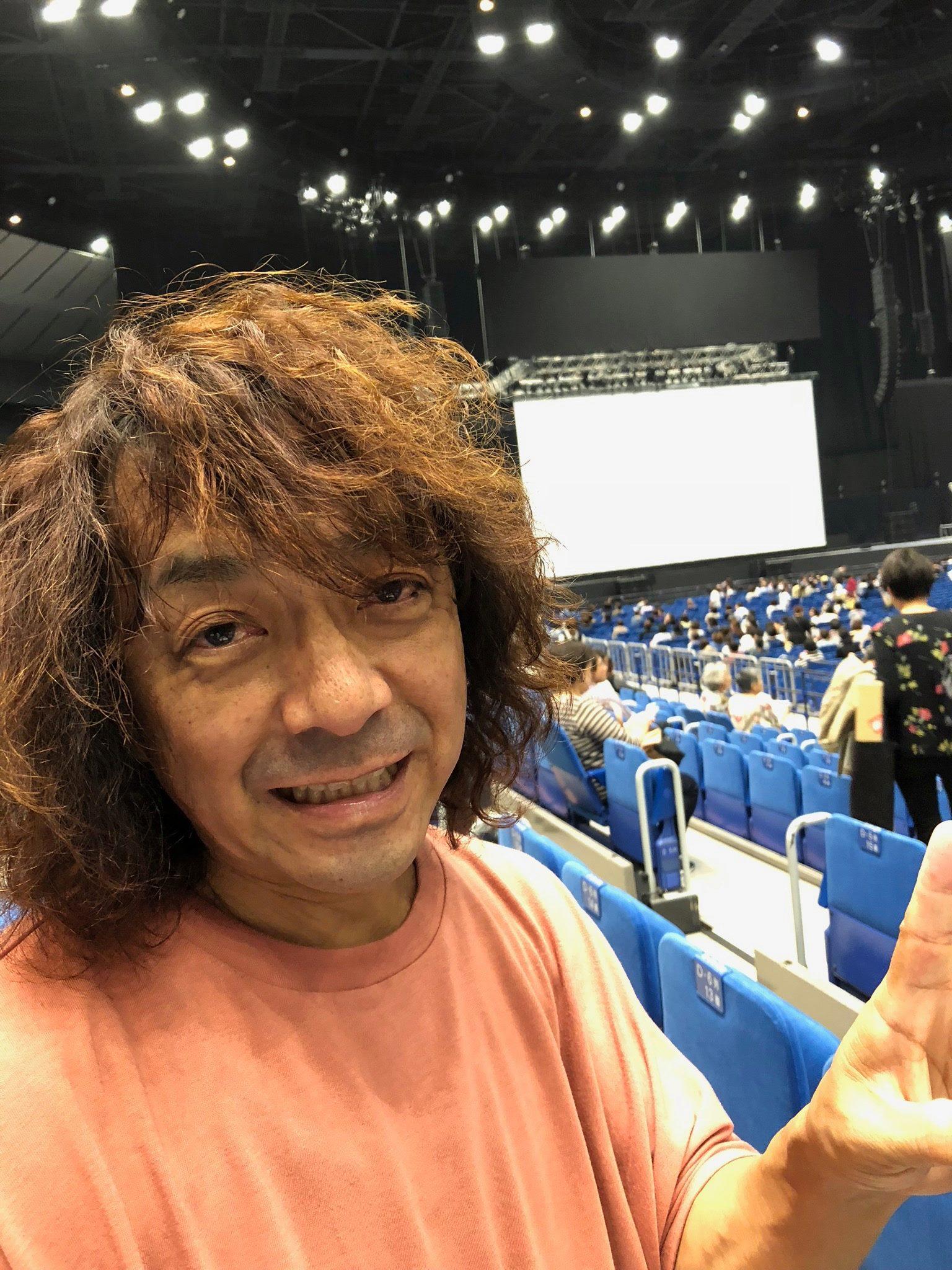 '18.10.6横浜アリーナ沢田研二70YEARS LIVE OLD GUYS ROC