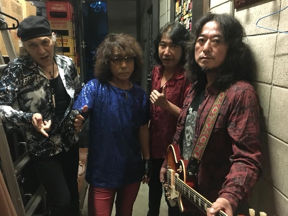 ASIAN BLACK 中野弁天2018.9.28
