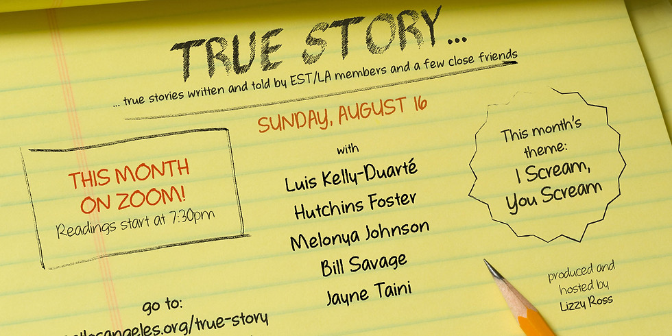 True Story on August 16