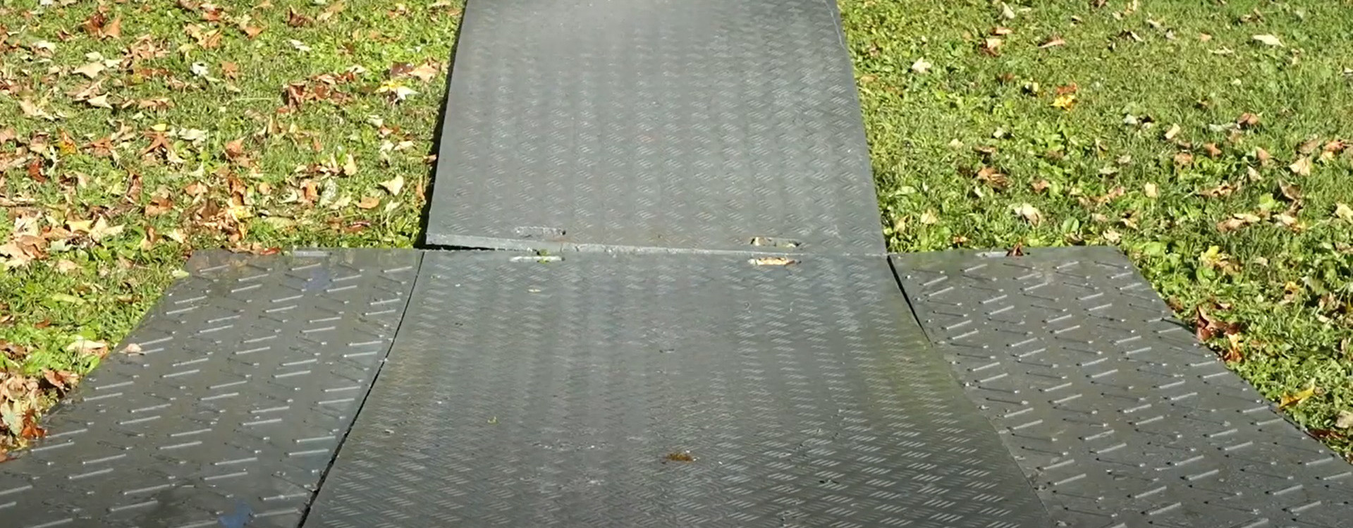 Ground Protection Mats