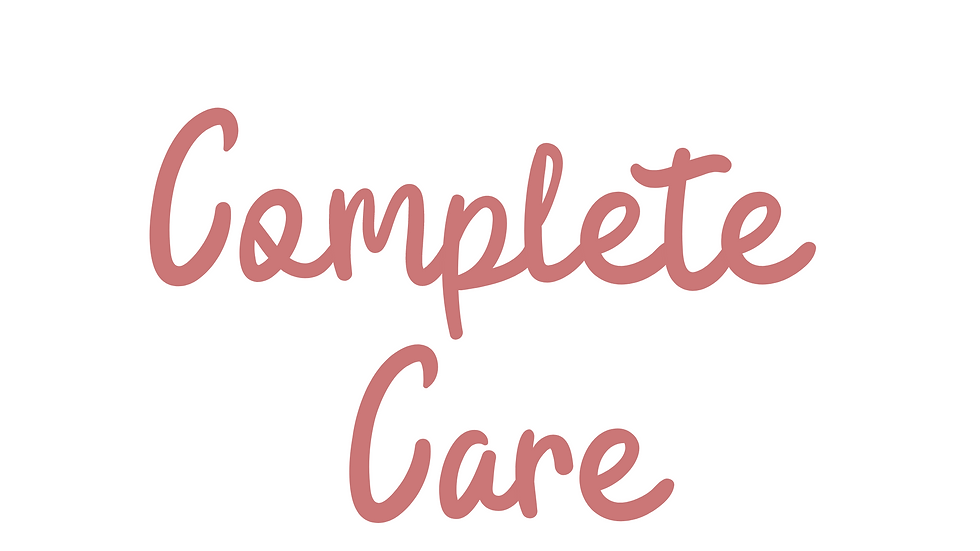 Complete Care Set