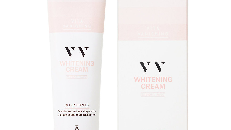 VV Whitening Cream for Face & Body