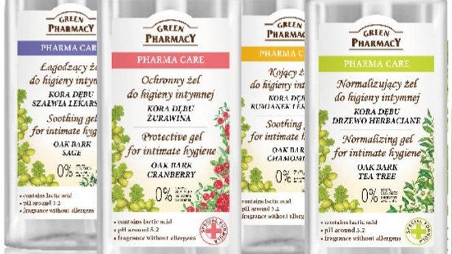 Green Pharmancy Intimate Wash