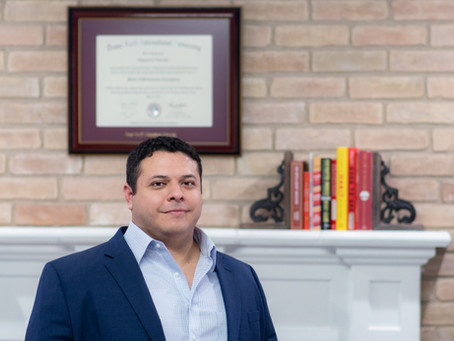 Meet Gilberto Neira, EA, MPAcc