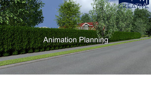 Animation Planning Applications