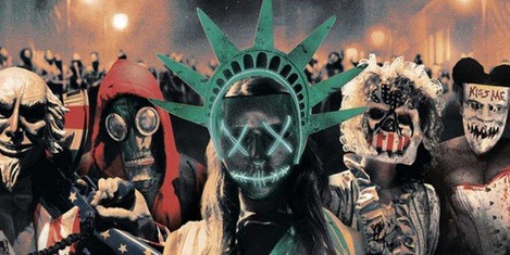 American Violence: Watching 'The Purge'