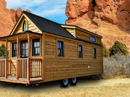Mini-Home Living: Creating a Smaller Footprint in our Environment
