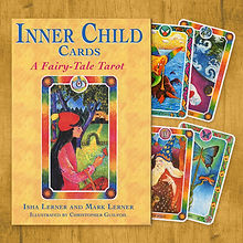 Book & Tarot Deck Set  THE INNER CHILD CARDS  By Isha Lerner and Mark Lerner